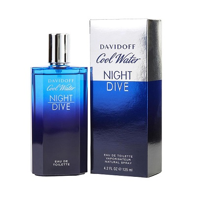 Davidoff Cool Water Night Dive For Man EDT 125ml