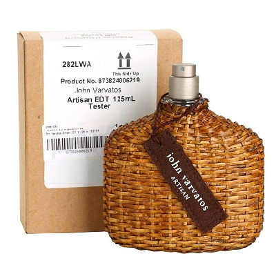 John Varvatos Artisan For Men EDT 125ml (Tester)