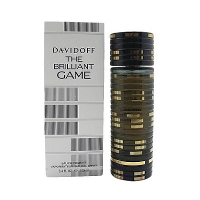 Davidoff The Game Brilliant For Men EDT 100ml (Tester)