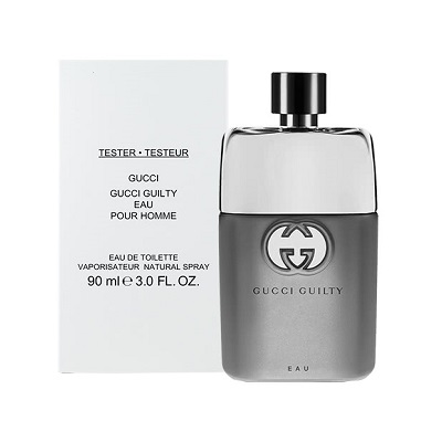 Gucci Guilty Eau For Men EDT 90ml (Tester)