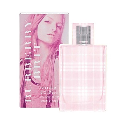 Burberry Brit Sheer For Women EDT 100ML