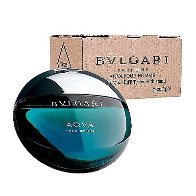 Bvlgari Aqua for Men EDT 100ml (tester)