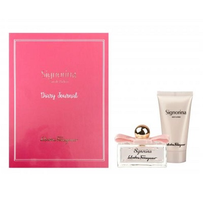 Giftset Salvatore Ferragamo Signorina For Women