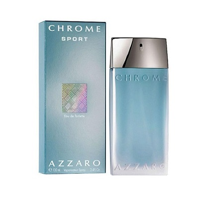 Azzaro Chrome Sport EDT 100ml