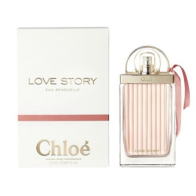 Chloe Love Story Eau Sensuelle For Women EDP 75ml