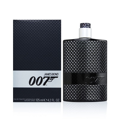 James Bond 007 For Men EDT 125ml