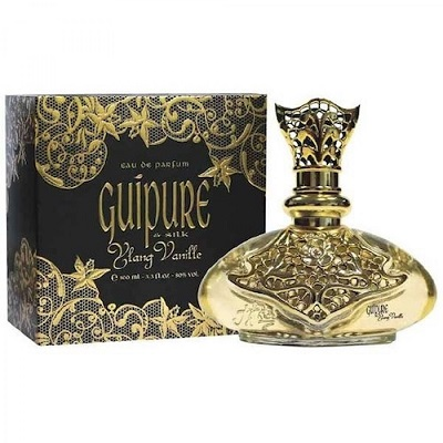 Jeanne Arthes Guipure Silk & Ylang Vanilla For Women EDP 100ml