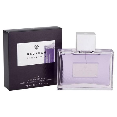 David Beckham Signature For Men EDT 75ML