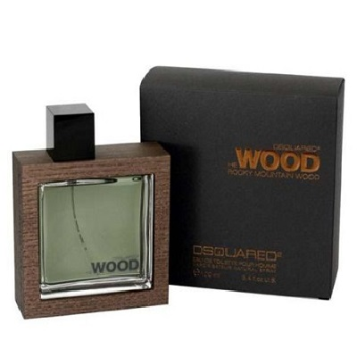 Dsquared2 He Wood Rocky Mountain EDT 100ml
