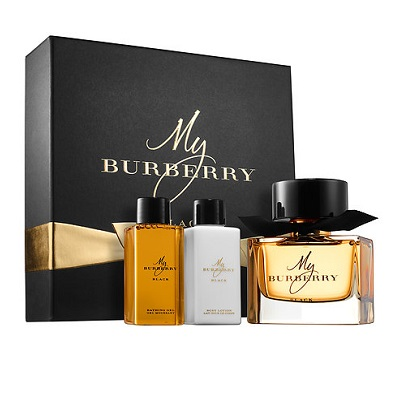 (Gift Set) Burberry My Burberry Black For Women