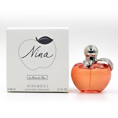 Nina Ricci Nina Les Beles For Women EDT 80ml (Tester)