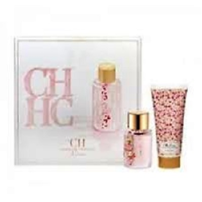 (giftset) Carolina Herrera CH Leau for women EDT