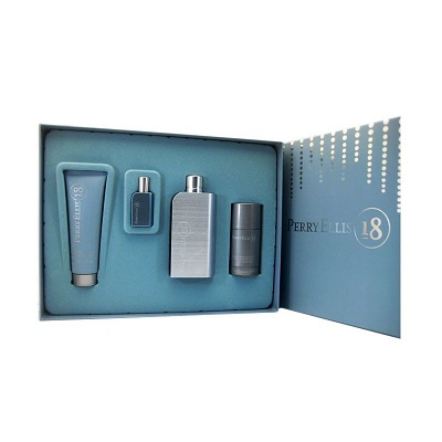 (Giftset) Perry Ellis 18 For Men