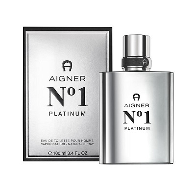 Etienne Aigner No 1 Platinum For Men EDT 100ml