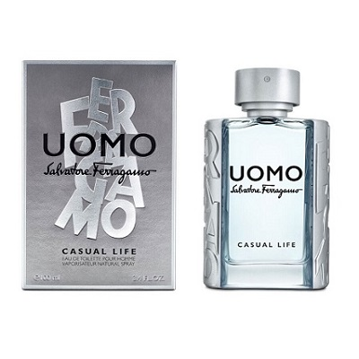Salvatore Ferragamo Uomo Casual Life For Men EDT 100ml