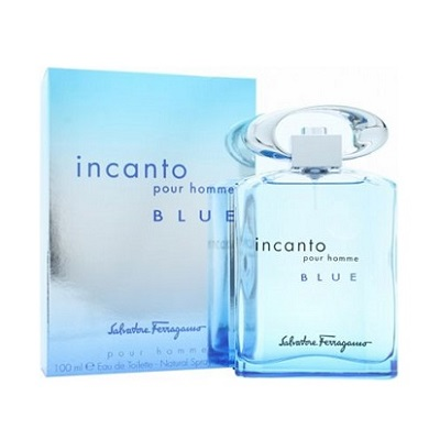 Salvatore Ferragamo Incanto Pour Homme Blue For Men EDT 100ml