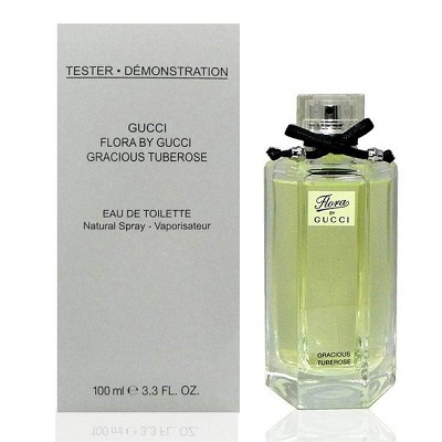 Gucci Flora By Gucci Gracious Tuberose For Women Edt 100ml(Tester)
