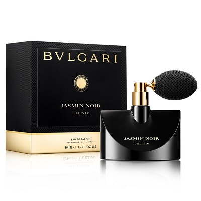 Bvlgari Jasmine Noir L'Elixir For Women EDP 50ml