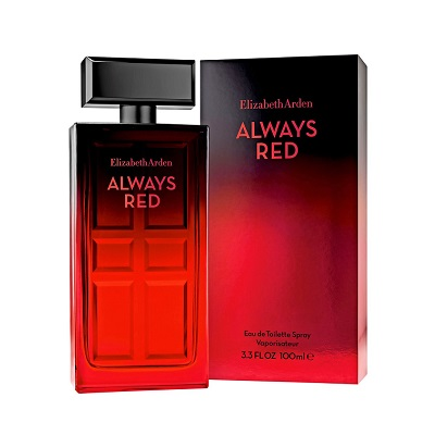 Elizabeth Arden Always Red For Women EDT 100ml
