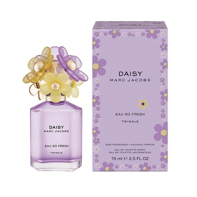 Marc Jacobs Daisy Eau So Fresh Twinkle For Women EDT 75ml