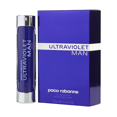 Paco Rabanne Ultraviolet For Men EDT 100ml