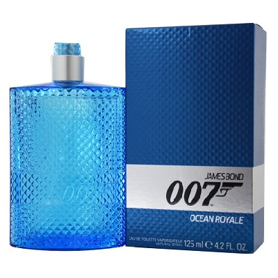 James Bond 007 Ocean Royale Men EDT 125ml