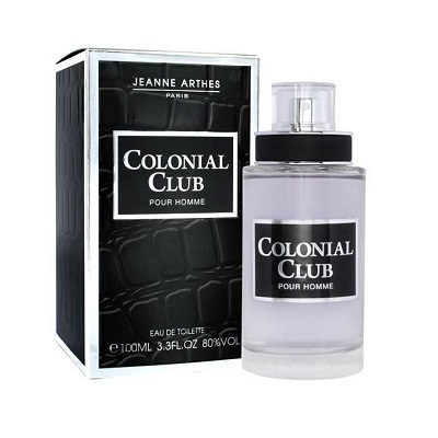 Jeanne Arthes Colonial Club For Men EDT 100 ml
