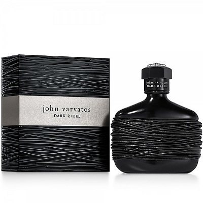 John Varvatos Dark Rebel For Men EDT 125ml