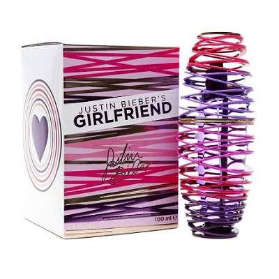 Justin Bieber GirlFriend for Women EDP 100ml