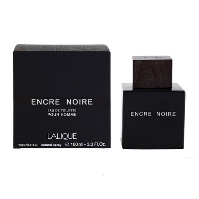 Lalique Encre Noir For Men EDT 100ml