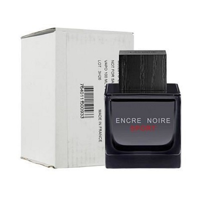 Lalique Encre Noir Sport for Men EDT 100ml (tester)