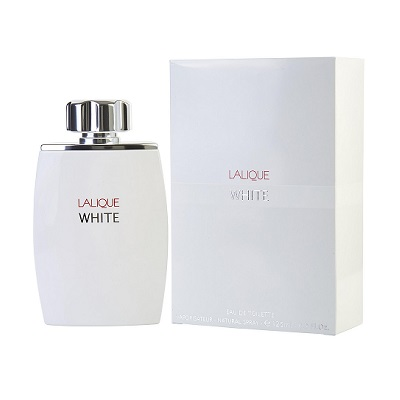 Lalique White For Men EDT 125ml