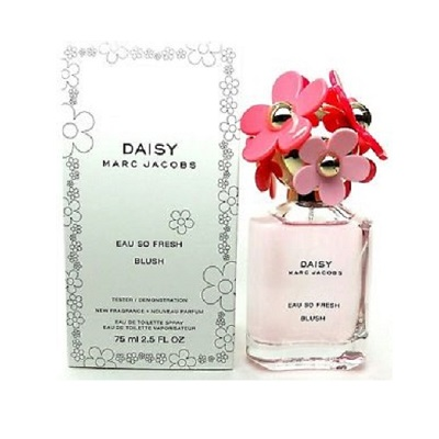 Marc Jacobs Daisy Eau So Fresh Blush For Women EDT  75ml (tester)