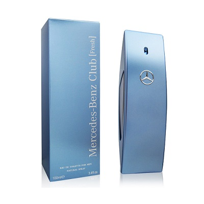 Mercedes Benz Club Fresh For Men EDT 100ml