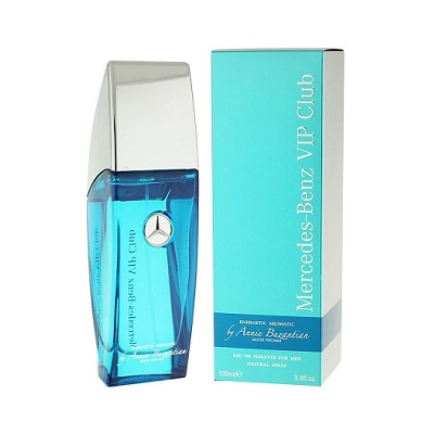 Mercedes Benz VIP Club Energetic Aromatic By Annie ...... EDT 100ml