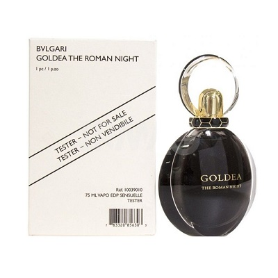 Bvlgari Goldea The Roman Night For Women EDP 75ml (Tester)