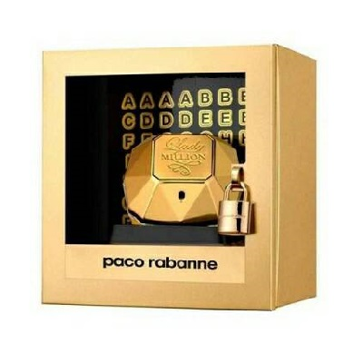 Paco Rabanne Lady Million Limited Edition For Women EDP 80ml
