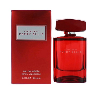 Perry Ellis Spirited For Men EDT 100ml