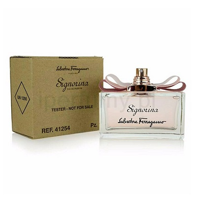 Salvatore Ferragamo Signorina for women EDP 100ml (Tester)
