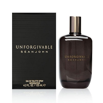 Sean John Unforgivable For Men EDT 125ML
