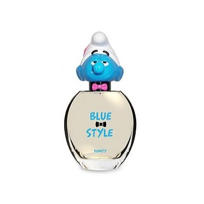 The Smurfs Blue Style 3-D Collection Vanity Unisex EDT 50ml (tester)