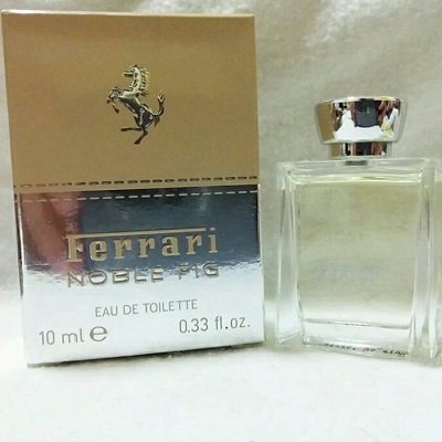 (Miniature) Ferrari Noble Fig For Unisex EDT 10ml
