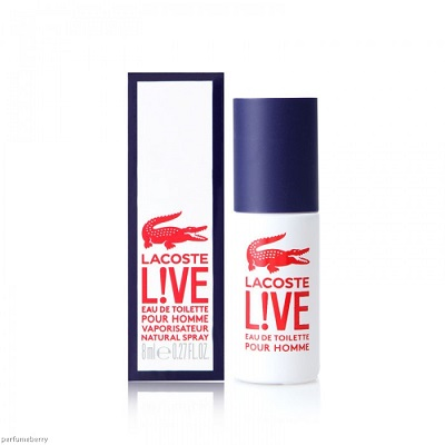 (Miniatur) Lacoste Live for Men EDT 8ml