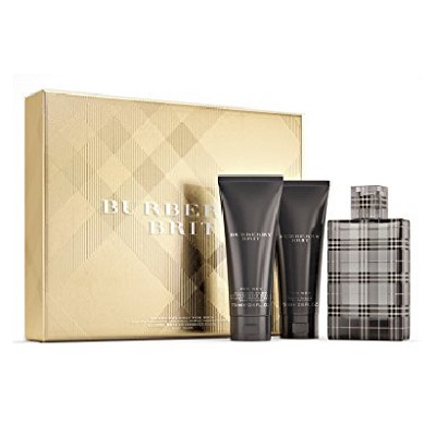 (Giftset) Burberry Brit For Men