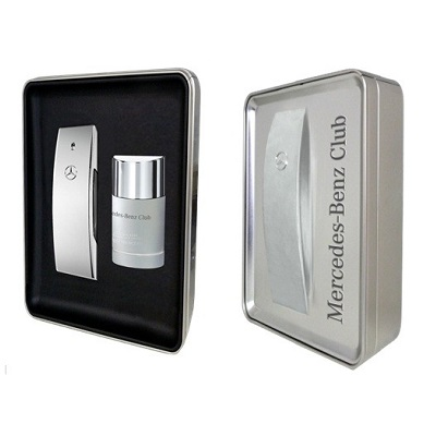 (Giftset) Mercedes Benz Club for men