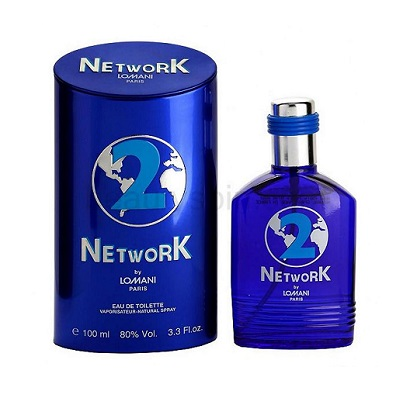Lomani Network 2 For Men EDT 100ml